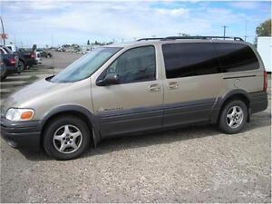 2005 Pontiac Montana SE