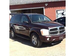 2004 DODGE DURANGO SLT $3995 MIDCITY WHOLESALE