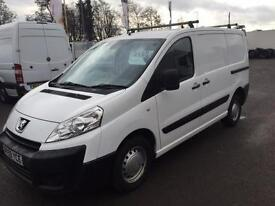 Peugeot Expert remote locking, electric windows, roof bars
