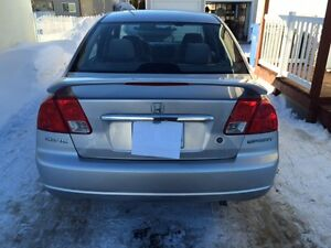 2003 Honda Civic SE Berline