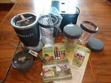 Nutribullet 600w used once comes with free voltage converter Clarence Park Unley Area Preview