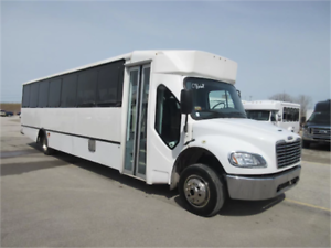 2014 Freightliner Shuttle Bus- 38Pasenger - Cummins/Allison
