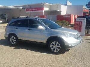 2012 Honda CR-V MY11 (4x4) Luxury Silver 5 Speed Automatic Wagon Warwick Southern Downs Preview