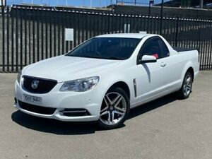 2013 Holden Ute VF MY14 Ute White 6 Speed Sports Automatic Utility New Lambton Newcastle Area Preview