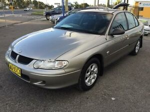2001 Holden Commodore VX II Executive Gold 4 Speed Automatic Sedan Jewells Lake Macquarie Area Preview