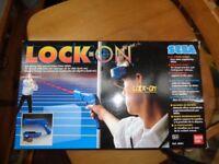 Sega Lock Shooting Game