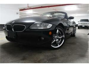 2005 BMW Z4 2.5i 5-Speed Manual In Absolutely Mint Condition