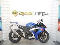 2008 08 SUZUKI GSXR750 SUPER SPORTS