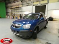 2009 Saturn VUE XE  AWD, 20 MIN APPROVALS