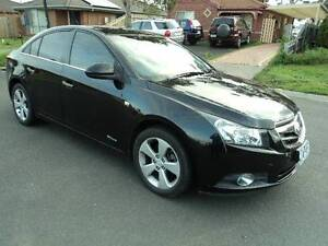 2010 Holden Cruze Sedan, AUTO, REG 1 YEAR,  RWC, URGENT SALE Roxburgh Park Hume Area Preview