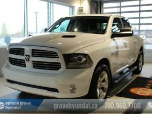 2014 Ram 1500 CREW LEATHER COOLED SEATS NAVIGATION