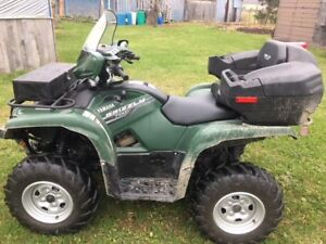 MINT - 2014 Yamaha Grizzly 700