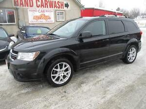 2013 DODGE JOURNEY // HEATED STEERING WHEEL // HEATED SEATS