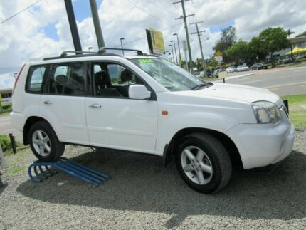 2002 Nissan X-Trail T30 TI White 5 Speed Manual Wagon Yeerongpilly Brisbane South West Preview