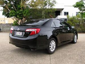 2013 Toyota Camry ASV50R Altise Black 6 Speed Sports Automatic Sedan Underwood Logan Area Preview