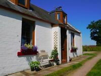 Beautiful Cottage nr St Andrews to let