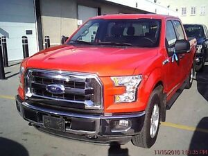 """2015 , 4x4, 8""""touch screen , 2015 Ford F-150"""