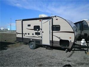 2017 FOREST RIVER CHEROKEE LIMITED 16 BHS! ONLY 3000 LBS!$16495!