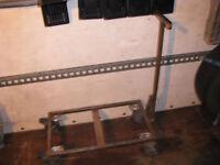 Heavy duty trolley engines etc