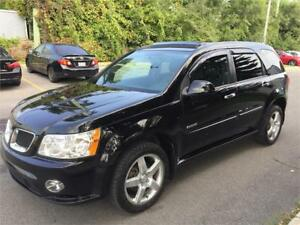 2009 Pontiac Torrent GXP