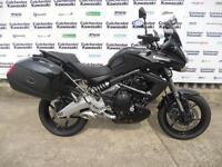 """Kawasaki Versy's 650 Tourer """"62 Plate"""" Great Commuter Bike"""