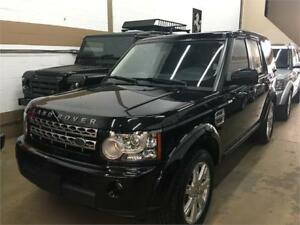 2011 Land Rover LR4 Luxe 7 Pass toit Pano.