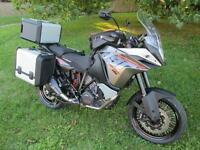KTM Adventure 1190 2016 SPORTS TOURING MOTORCYCLE