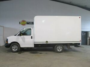 2011 Chevrolet Express 3500 12FT CUBE