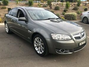 2011 Holden Commodore VE II MY12 Equipe Grey 6 Speed Sports Automatic Sedan Lisarow Gosford Area Preview