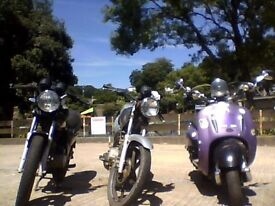 hi am sellimg all three bikes only do to moveing 600 ONO