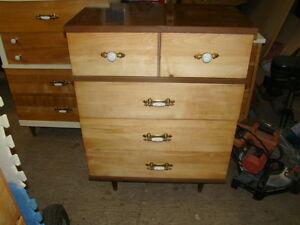 4 drawer dresser (Just reduced)