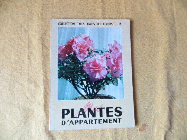 Mes plantes d'appartement - la maison rustique 1954