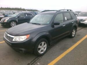 2010 Subaru Forester AWD- Winter Ready X Touring