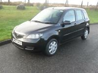 Mazda Mazda2 1.4 Antares 2007 Sold with NEW MOT ONLY 61600 Mls 1 Owner clean