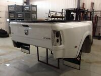 Dually box for 2008 Ram 3500 with box liner
