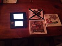 3ds system and games