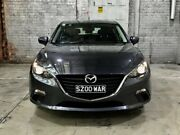 2014 Mazda 3 BM5478 Touring SKYACTIV-Drive Grey 6 Speed Sports Automatic Hatchback Mile End South West Torrens Area Preview