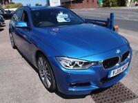 2015 15 BMW 3 SERIES 2.0 320D M SPORT TOURING 5D 181 BHP DIESEL