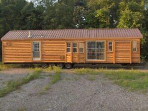 Park Model Homes Starting at $89,999.00