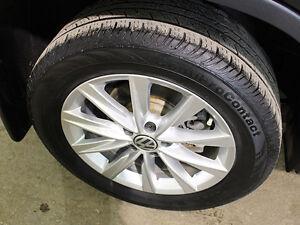 2015 Volkswagen Tiguan Comfortline SUV, Crossover