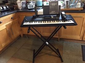 Yamaha Keyboard PSR-E333 Excellent Condition