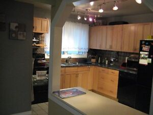 """Beautiful """"Main Floor"""" House with GARAGE and Backyard for Rent"""