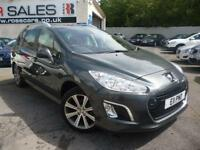 2013 PEUGEOT 308 SW 1.6 E-HDI 115 ACTIVE 5DR [70.6 MPG] DIESEL