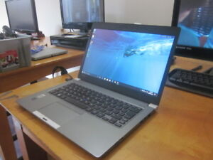 12.5 inch toshiba business laptop