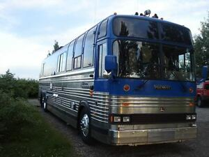 1986 Prevost RV Bus Motor Home Diesel  - Will Trade for Cattle