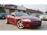 2007 Jaguar XK Series Coupe Navigation Leather NO ACCIDENT