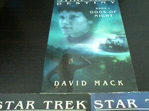 Livres Star Trek Destiny Québec City Québec image 3