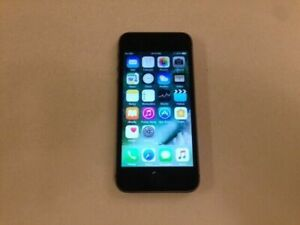 32GB iPhone 5s Space Grey (Factory Unlocked) + New Case