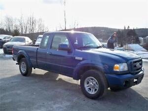 99$ BI WEEKLY OAC! 2011 Ford Ranger Sport ONLY 114000 KM!