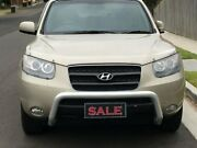 2007 Hyundai Santa Fe CM SLX Wagon 7st 5dr Spts Auto 5sp 4x4 2.2DT [MY08] Beige Sports Automatic Croydon Burwood Area Preview